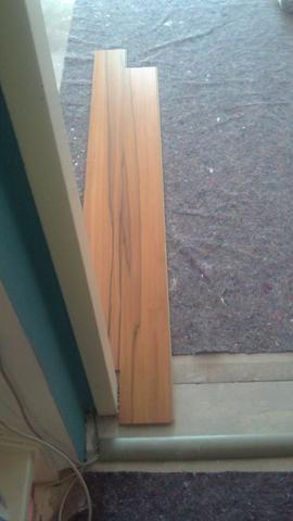 Laminat Ohne Trittschwelle übergangslos In Mehrere Räume Verlegen - Parkett verlegerichtung flur