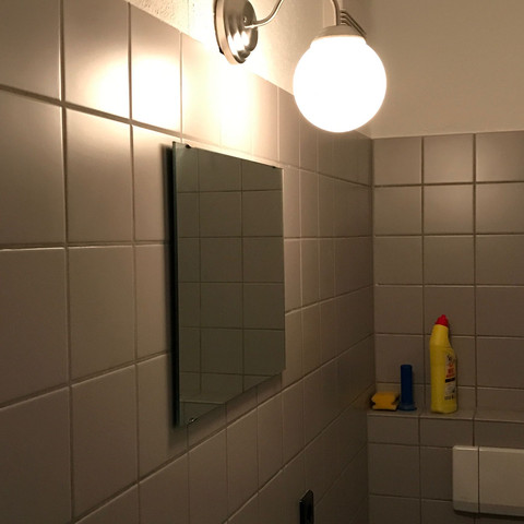 lampe geht nicht mehr aus licht anschluss sicherung. Black Bedroom Furniture Sets. Home Design Ideas