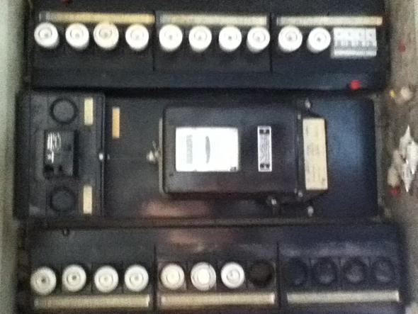Sicherungskasten  - (Elektrik, Lampe, Anschlüsse)