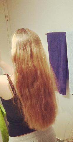 Meine Haare - (Haare, verfilzt)