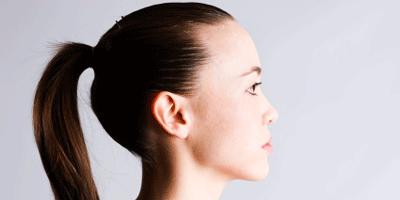 Lange Haare Beim Praktikum Frisieren Arbeit Männer Bewerbung