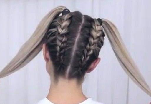 Lange haare bei jungs