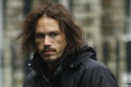 Heath Ledger - (Haare, Locken, Haarpflege)