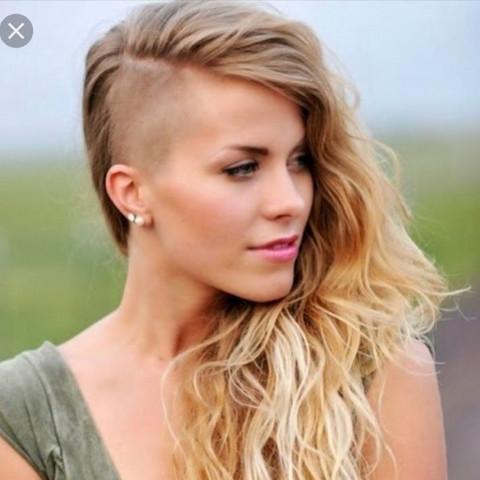 Langhaarfrisuren Jungs Madchen Haare Beauty
