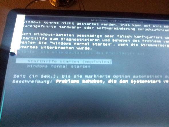 Laptop - (Bildschirm)