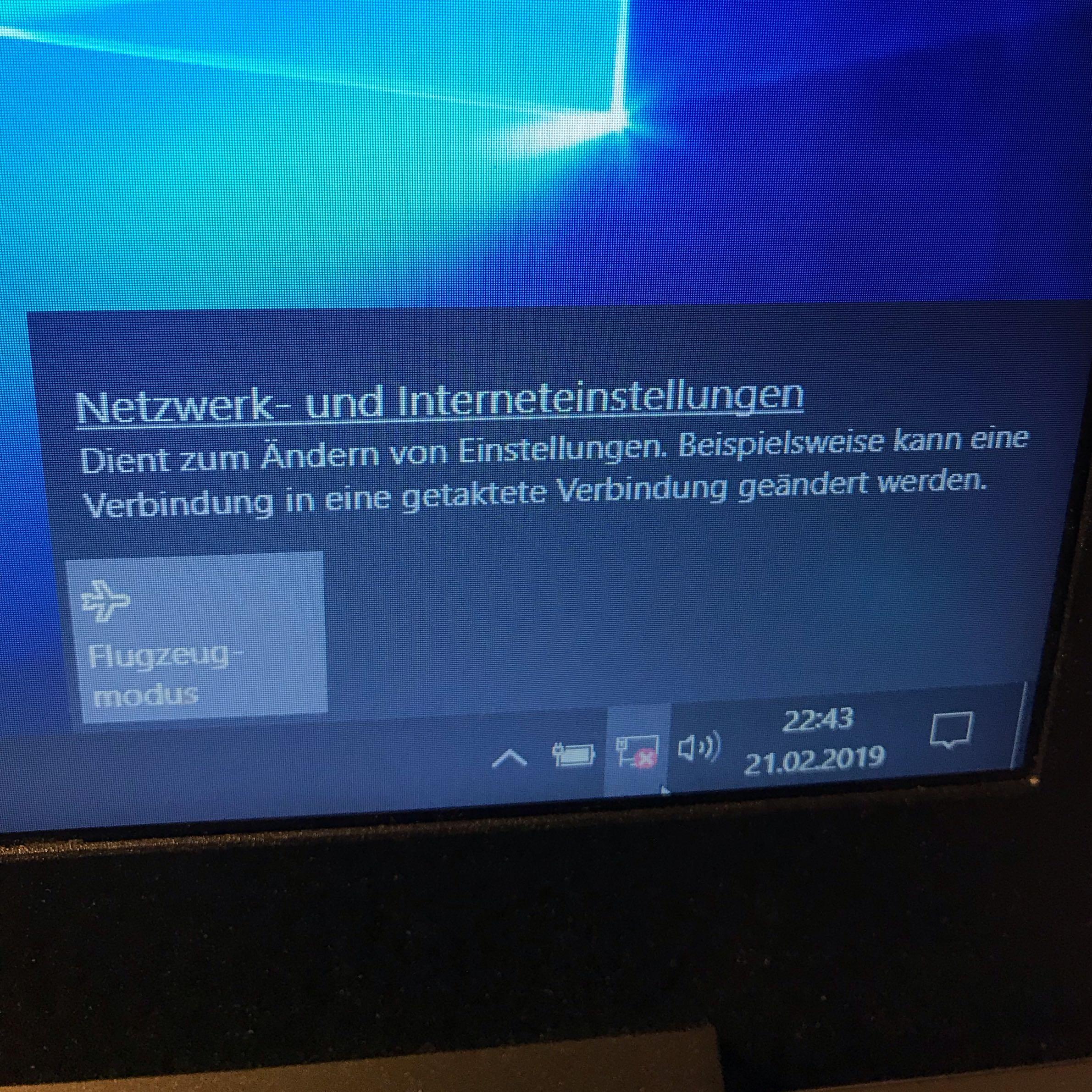 Pc Findet Netzwerk Nicht