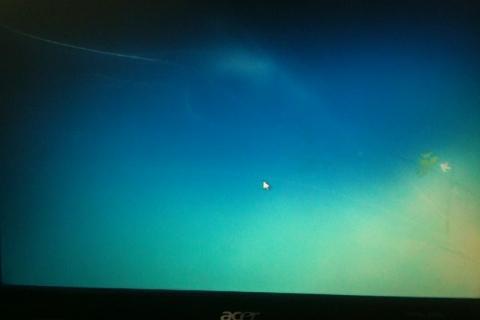 Das Problem: Jetzt erscheint garix mehr was tun? Da muss ein Fenster kommen.. - (PC, Acer, Absturz)