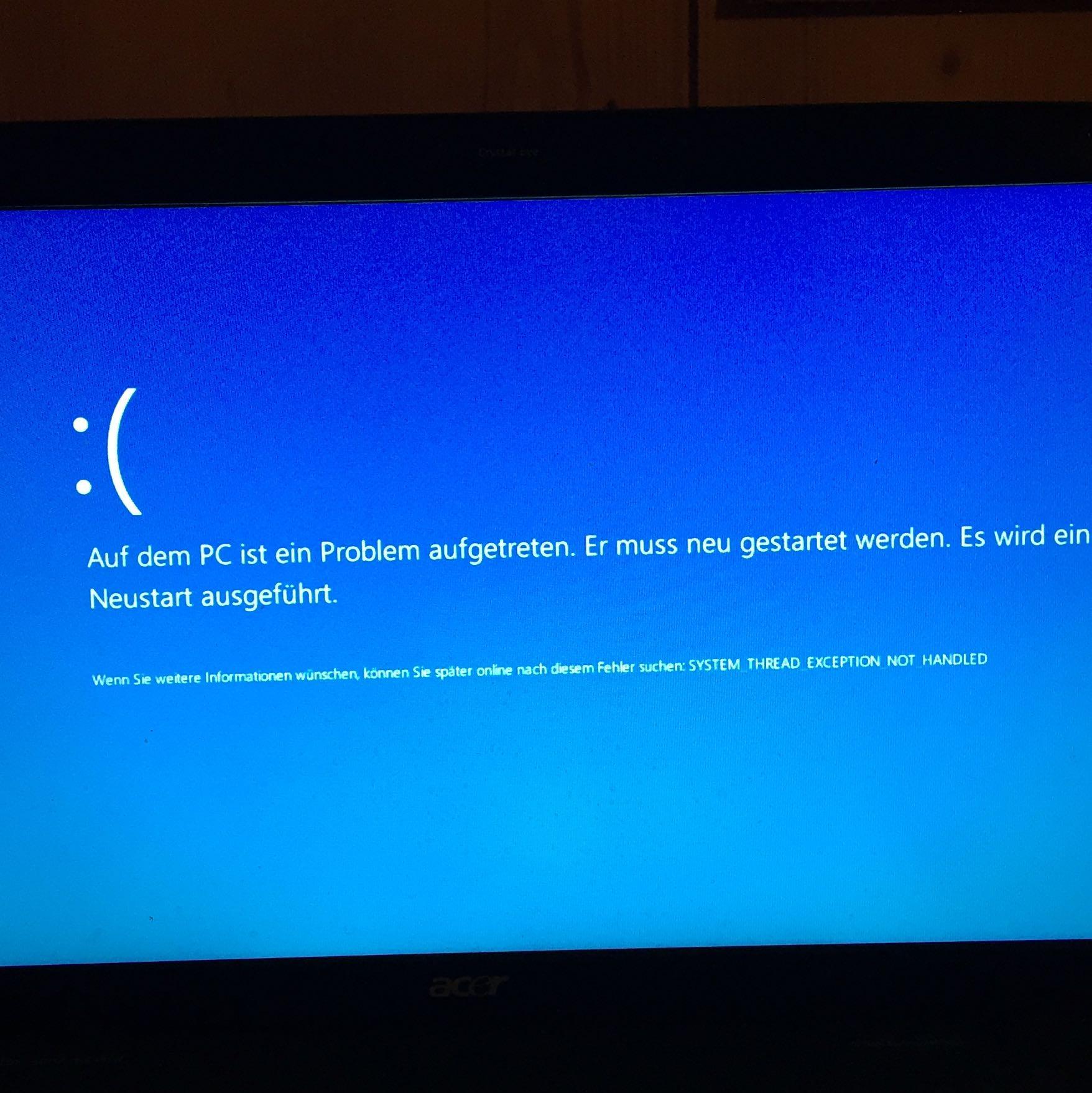 laptop startet nicht mehr was kann ich tun windows kaputt. Black Bedroom Furniture Sets. Home Design Ideas