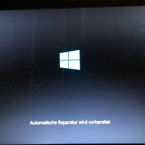 2 Bild - (Windows, kaputt)