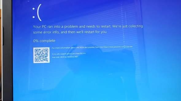 Laptop stürzt ständig ab?