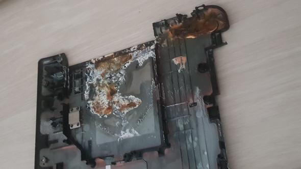 - (Computer, Laptop Problem, Laptop kaputt)