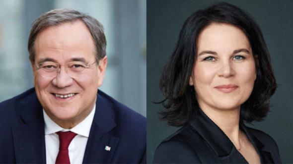 Laschet (CDU) oder Baerbock (Grünen) als Kanzler:in?