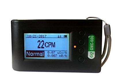 """Lassen sich """"Radon-Gas"""" Zerfallsprodukte die in Wohnungen auftreten (Isotope)mit einem Geiger Zähler messen? Alpha Strahlung ...oder was müßte man da messen?"""