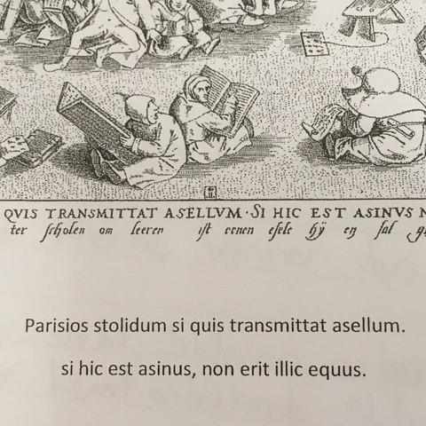 Latein - Wie lautet die Übersetzung?