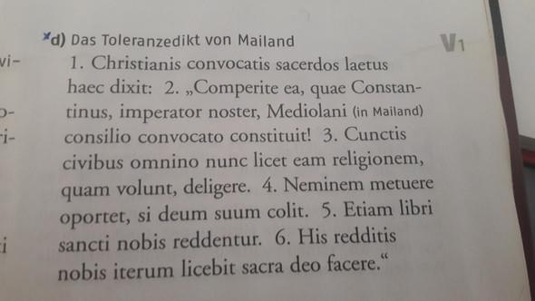 - (Schule, Religion, Übersetzung)