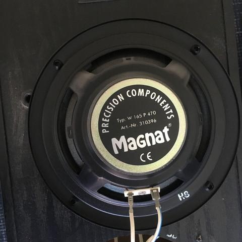 Rückseite defektes Chassis - (Reparatur, Lautsprecher, HiFi)