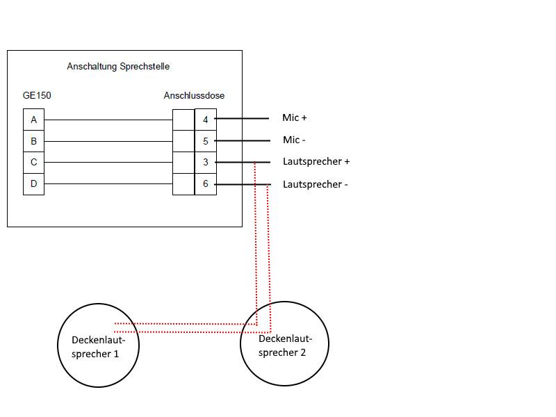 Großzügig Midi Schaltplan Für Lautsprecher Galerie - Der Schaltplan ...