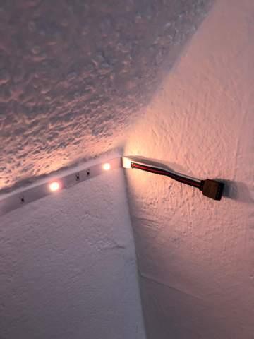 LED durchschneiden?