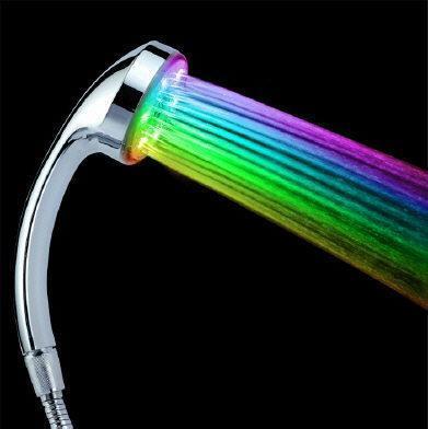 LED Duschkopf kaufen - Wie teuer?