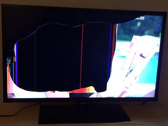 Schaden - (TV, Fernseher)