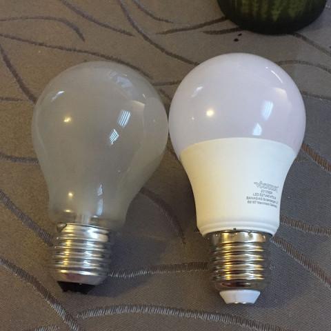 led lampe flackert nur noch