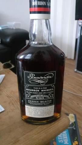 - (Wertschätzung, Whisky, Alkoholika)