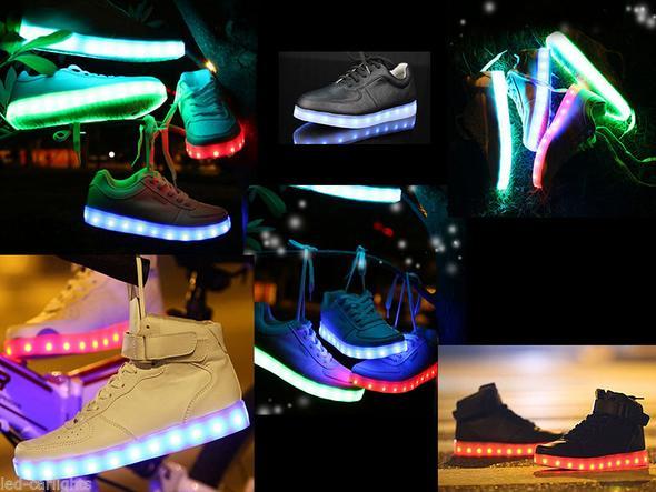 Einige weitere Screenshots zur genaueren vorstellung - (Schuhe, Größe, LED)
