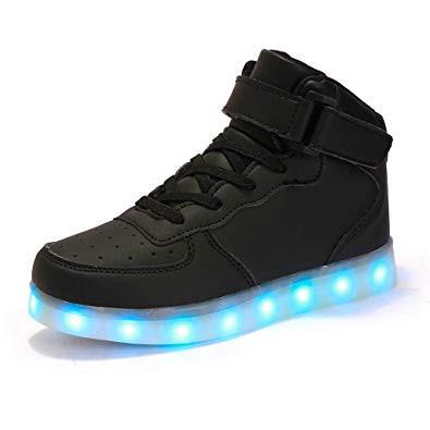 - (Mode, Schuhe, LED)