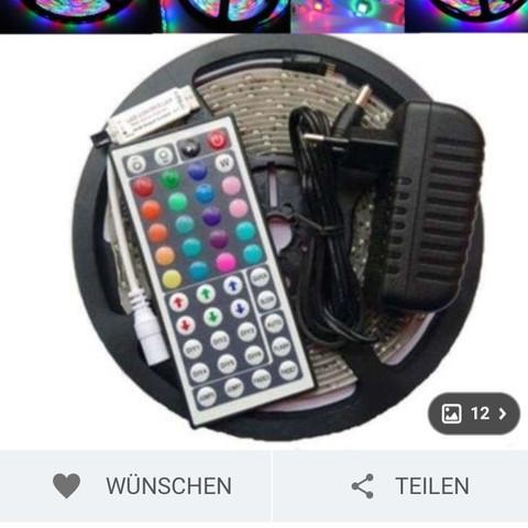 Ledstreifem - (LED, Streifen, wish)