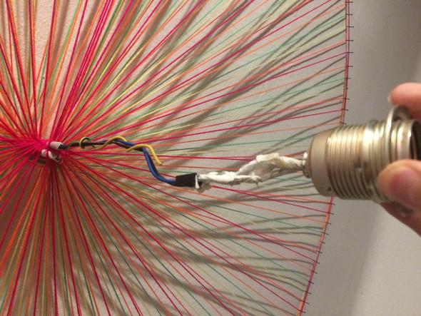 Das was an der Decke hängt - (LED, Watt, Volt)