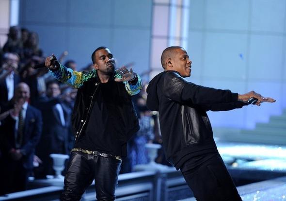 Kanye West und Jay-Z - (Mode, Rap, vs)