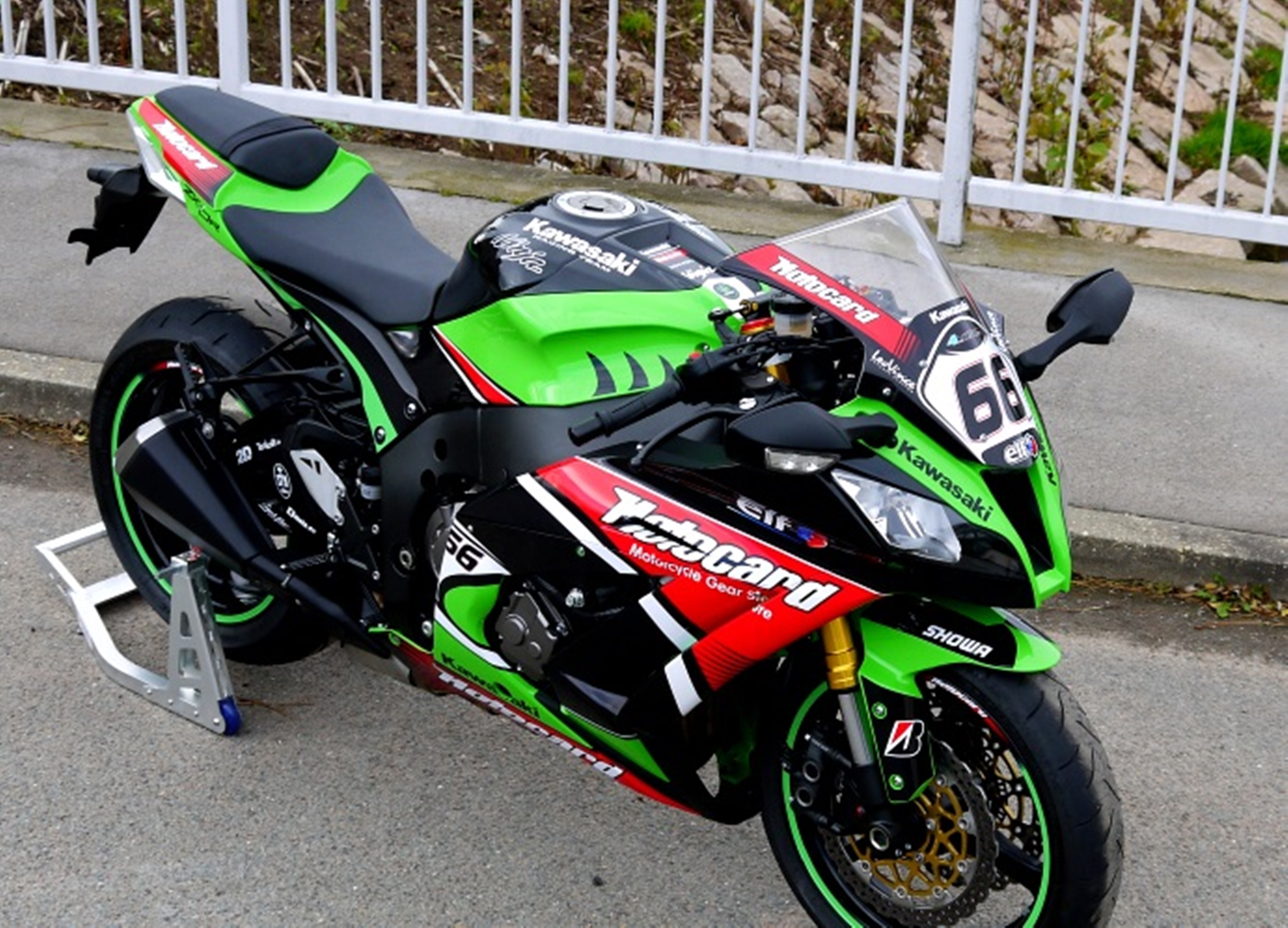 Kawasaki  Pakistan