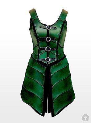 Das ist eine die ich durch aus tragen wrde wollen würde - (Leder, Rüstung)