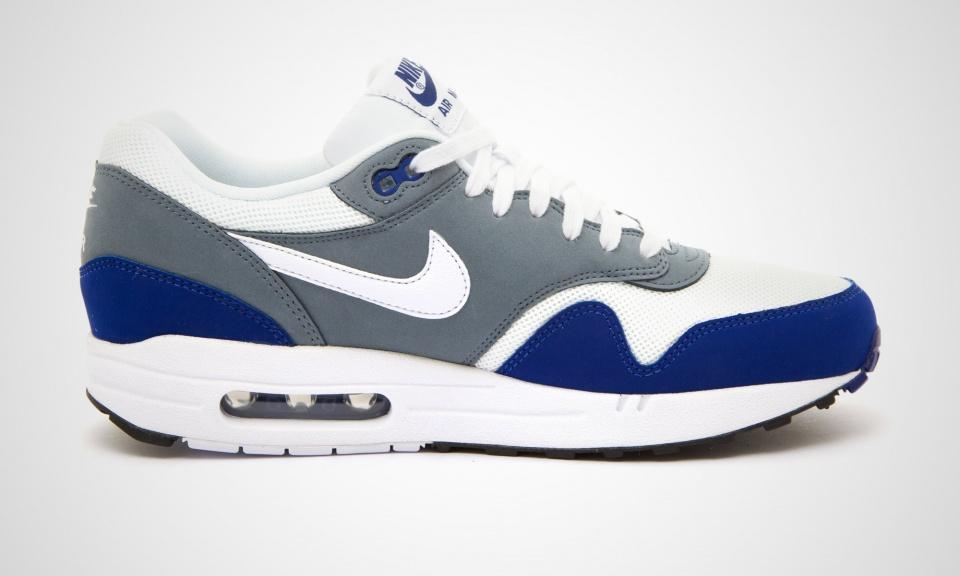 nike air max 1 essential blau