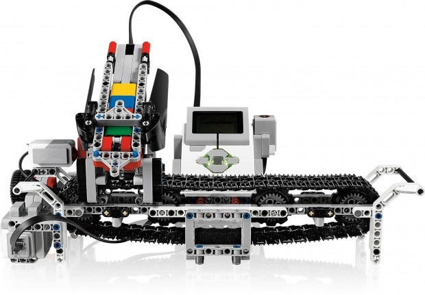 Game Roboter Building