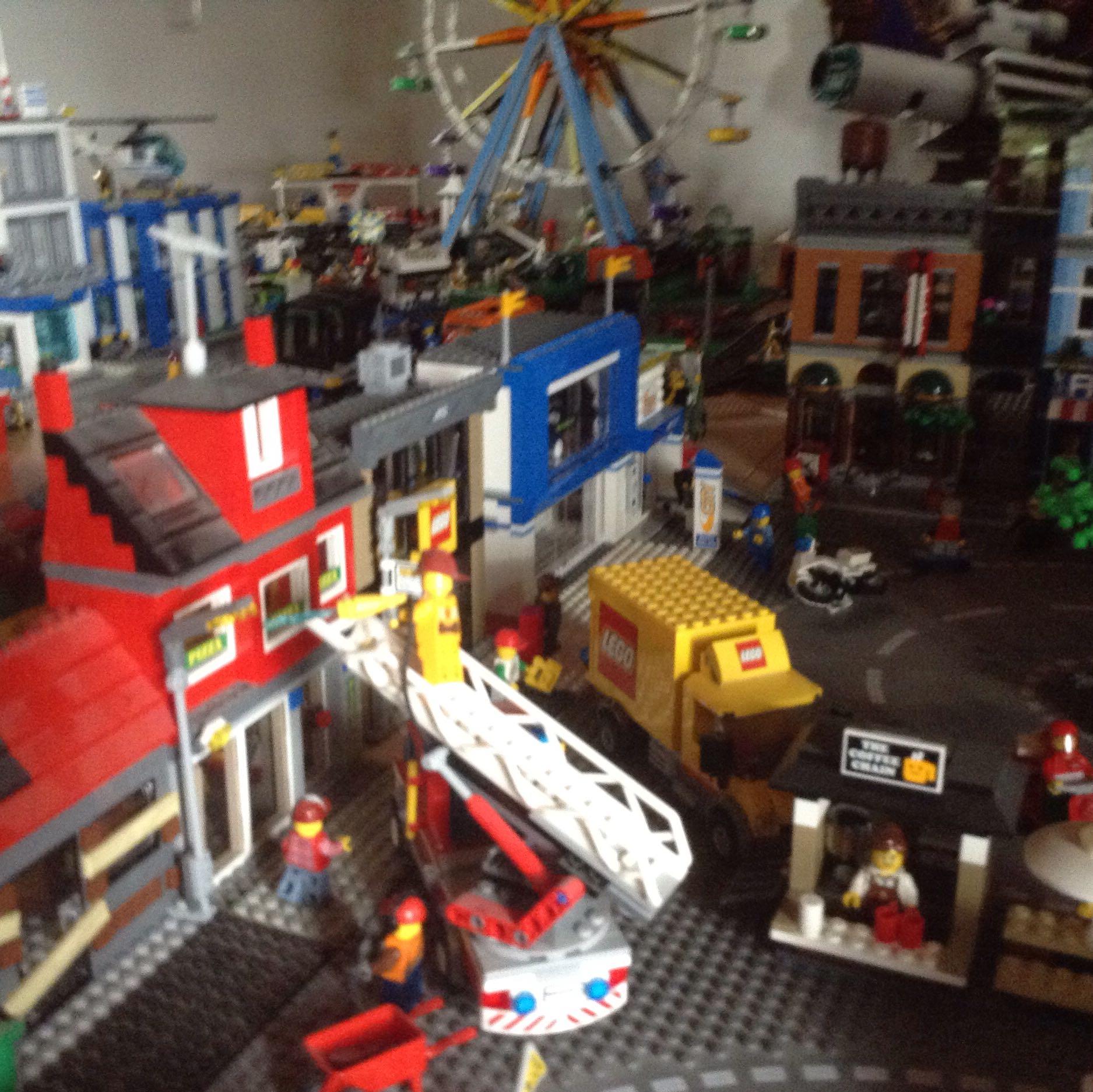 lego stadt verkaufen vieleicht wert geld preis lego city. Black Bedroom Furniture Sets. Home Design Ideas