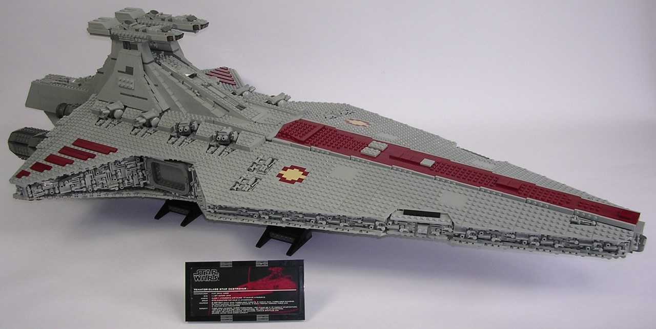 How To Build A Lego Star Wars Droid Control Ship