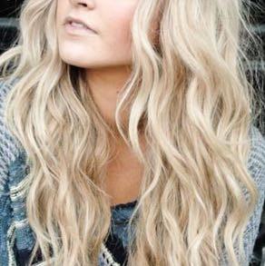 Frisuren Leichte Naturlocken Mittellange Haare