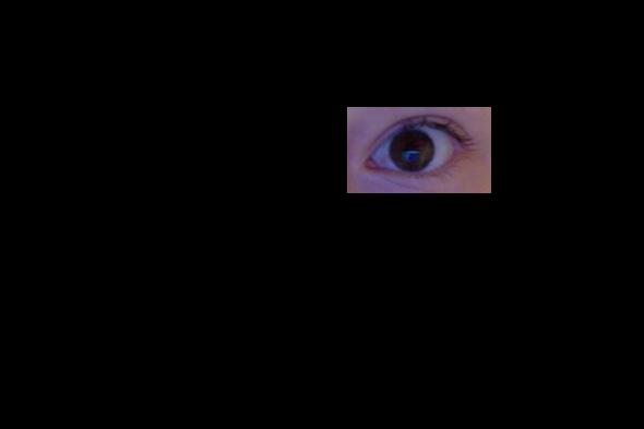 Kann man nicht so gut sehen dry - (Augen, geil)