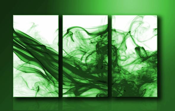 Bilder selber malen leinwand raum und m beldesign for Einfache leinwandbilder
