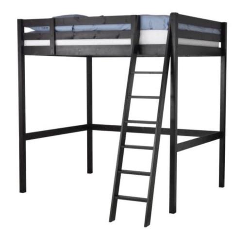 leiter von hochbett abmontieren basteln bauen m bel. Black Bedroom Furniture Sets. Home Design Ideas