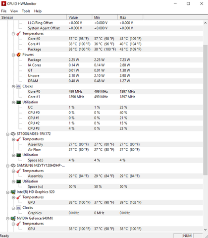 Temperaturen - (PC, Grafikkarte, PC-Spiele)