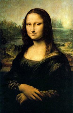 Mona Lisa Bild - (Kosten, Gemälde, Leonardo da Vinci)