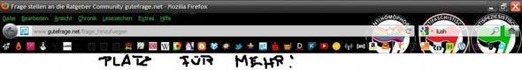 Lesezeichensymbolliste - (Computer, Internet, Browser)