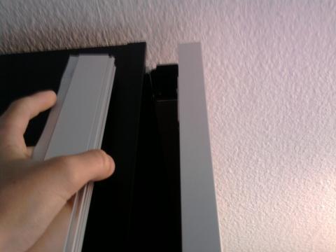 letzte leiste bei ikea pax schiebet renschrank geht nicht. Black Bedroom Furniture Sets. Home Design Ideas