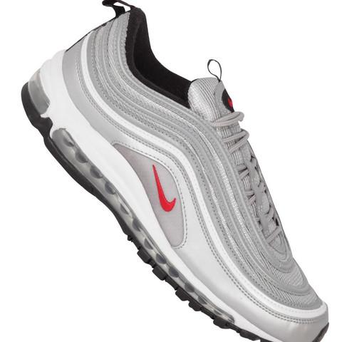 huge inventory new high quality differently Leuchten diese Schuhe (Nike 97er), und wenn ja... wann ...
