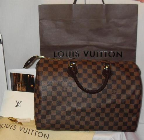 leute die louis vuitton gut kennen oder die tasche besitzen fake oder echt damier speedy 35. Black Bedroom Furniture Sets. Home Design Ideas