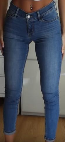 LEvis Jeans. Wie heißt das Modell?