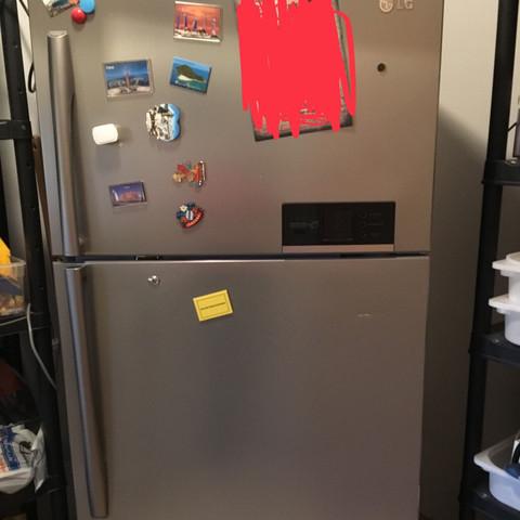 LG Kühlschrank piepst obwohl er zu ist?