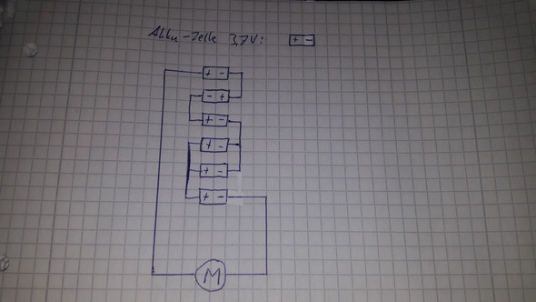 li ion akkus laden 3 7v oder 12v elektronik akku. Black Bedroom Furniture Sets. Home Design Ideas